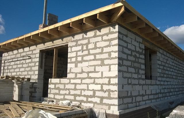stavba dům